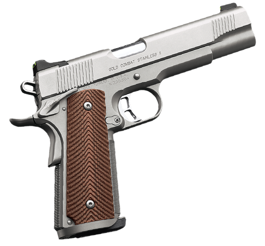Kimber 1911 Gold Combat Stainless II